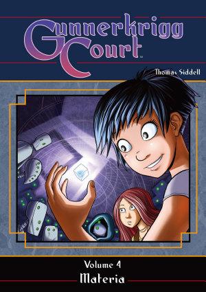 Gunnerkrigg Court Vol  4  Materia