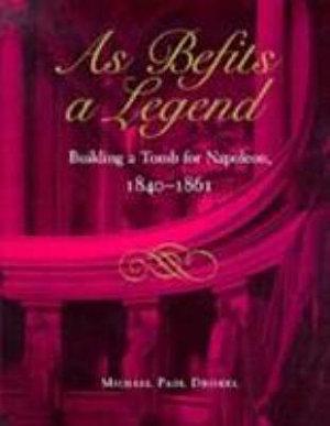 As Befits a Legend