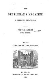 The Gentleman's Magazine (London, England): Volume 187