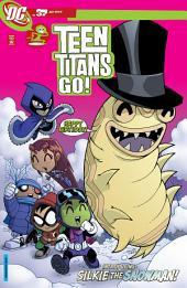 Teen Titans Go! (2003-) #37
