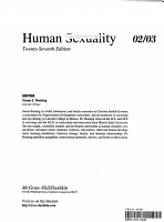 Human Sexuality 02 03 PDF