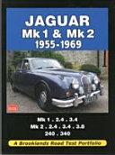 Jaguar Mk 1 and Mk 2 1955-1969 Road Test Portfolio