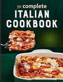 Complete Italian Cookbook