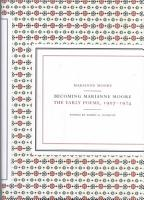 Becoming Marianne Moore PDF