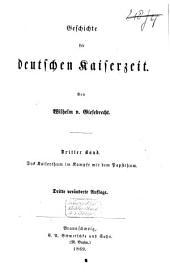 Geschichte der Deutschen Kaiserzeit: Band 4