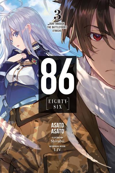 Download 86  EIGHTY SIX  Vol  3  light novel  Book