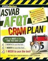 CliffsNotes ASVAB AFQT Cram Plan