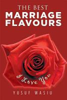 The Best Marriage Flavours PDF