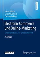 Electronic Commerce und Online Marketing PDF