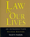 Law in Our Lives PDF