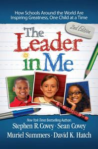 Leader in Me Book
