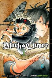 Black Clover, Vol. 1: The Boy's Vow