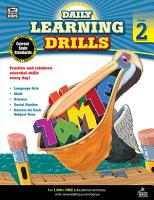 Daily Learning Drills  Grade 2 PDF