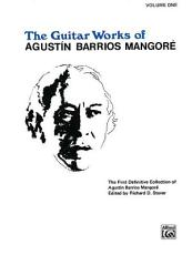 Guitar Works of Agust  n Barrios Mangor    Vol  I PDF