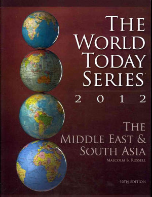 Middle East and South Asia 2012
