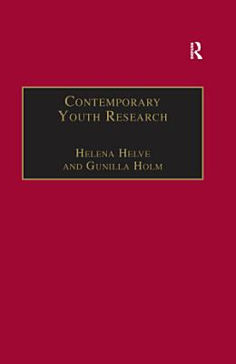 Contemporary Youth Research