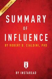 Influence: by Robert B. Cialdini | Summary & Analysis
