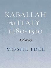 Kabbalah in Italy, 1280-1510