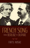 French Song from Berlioz to Duparc PDF