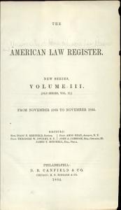 University of Pennsylvania Law Review PDF