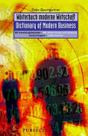 Dictionary of Modern Business