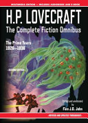 H.P. Lovecraft: The Complete Fiction Omnibus Collection