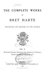 The complete works of Bret Harte: Volume 2