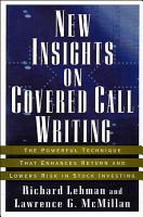 New Insights on Covered Call Writing PDF