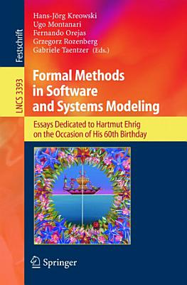 Formal Methods in Software and Systems Modeling