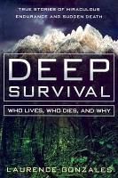 Deep Survival PDF