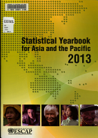 Statistical Yearbook for Asia and the Pacific 2013 PDF