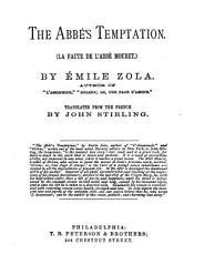 The Abb   s Temptation PDF