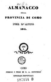 Almanacco Della Provincia Di Como: Volume 4
