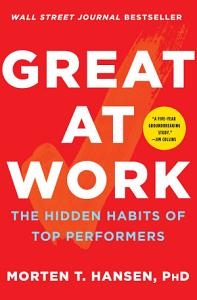 Great at Work Book