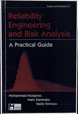 Reliability Engineering and Risk Analysis PDF