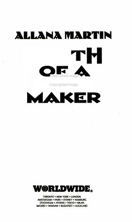 Death of a Myth Maker PDF