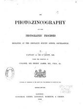 On Photo-zincography and Other Photographic Processes Employed at the Ordnance Survey Office, Southampton