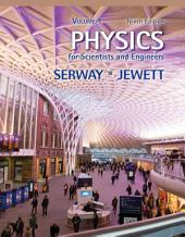 Physics for Scientists and Engineers: Volume 1, Edition 9
