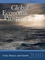 Global Economic Prospects 2010 PDF