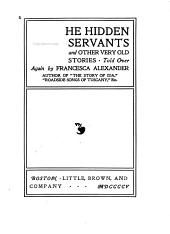 The Hidden Servants and Other Very Old Stories