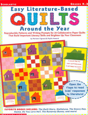 Easy Literature Based Quilts Around the Year