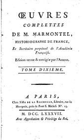 Élémens de littérature: Volume6