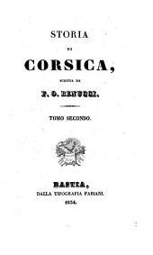 Storia Di Corsica: Volume 2