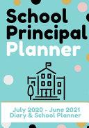 School Principal Planner & Diary