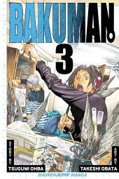 Bakuman。, Vol. 3: Debut and Impatience