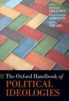 The Oxford Handbook of Political Ideologies PDF