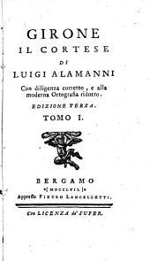 Girone Il Cortese: Volume 1