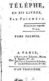 Télèphe, en xii livres: Volume2