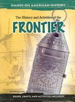 The History and Activities of the Frontier PDF