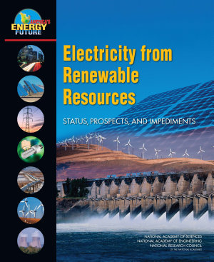 Electricity from Renewable Resources